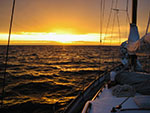 final destination sunset sail cruise