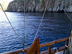 charter sail to Catalina