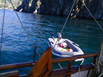 fourth of july cove charter sail to two harbors Catalina