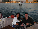 romantic harbor cruise marina del rey