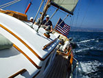 charter sailing yacht